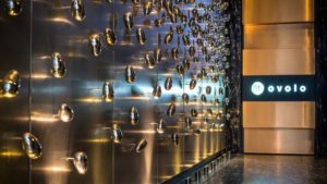 Signature Silver Egg Wall